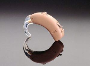 Zdjęcie aparatu słuchowego